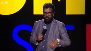 Romesh Ranganathan Edinburgh Comedy Fest Live 2014
