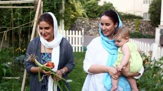 Ariana's Persian Kitchen -  Episode 8 (Tehran 2)/آشپزخانه ایرانی آریانا – قسمت هشتم  (تهران ۲)