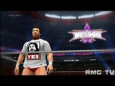 Xxx Mp4 WWE 2K14 Daniel Bryan Vs Triple H WrestleMania XXX Promo 3gp Sex