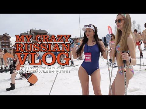 Xxx Mp4 My Crazy Russian Vlog Weird Wonderful Siberian Pastimes RT Documentary 3gp Sex