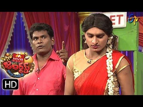 Chammak Chandra Performance Extra Jabardsth 1st September 2017 ETV Telugu