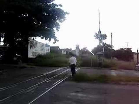 Trens cargueiros ALL Bauru SP