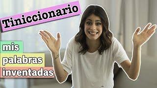 TINICCIONARIO: Tengo mi propio idioma? #Tiniccionario | TINI