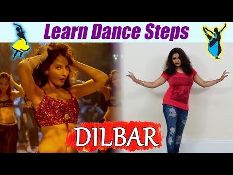Xxx Mp4 Dance Steps On Dilbar Song सीखें Dilbar पर डांस Satyameva Jayate Song Boldsky 3gp Sex