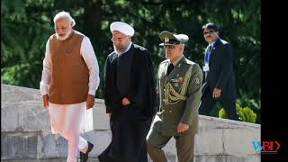 Iran President Hassan Rouhani to arrive in Hyderabad today on 3-day