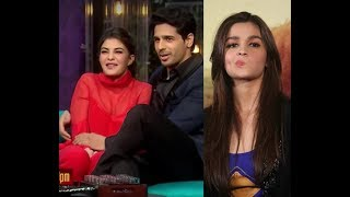 Jacqueline Fernandez & Sidharth Malhotra : New Love Triangle to begin in Bollywood
