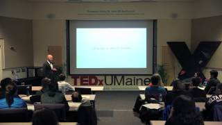 Complexity is not complicated: Graham Morehead at TEDxUMaine