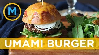 These pizza bun Umami burgers will blow your mind! | Your Morning