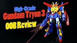 206 - HGBF Gundam Tryon 3 (OOB Review)