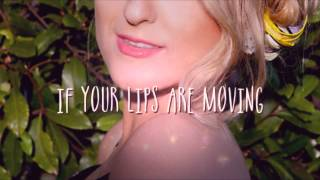 Your lips are movin karaoke version