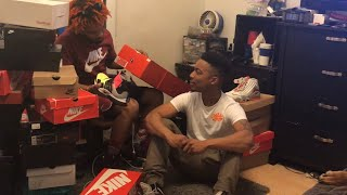 FREE'S FIRST SHOE COLLECTION VIDEO!! |Lolo & Free Team|