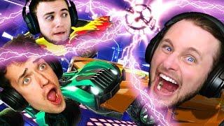 NEW DROP SHOT | Rocket League | Ketchup Challenge!!