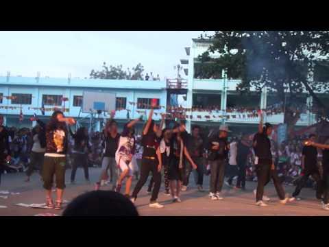 BHCI PALARO 2011, UNIT III HIP HOP DANCE