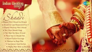 Indian Wedding Songs | Popular Hindi Songs | Mehlon ka Raja Mila