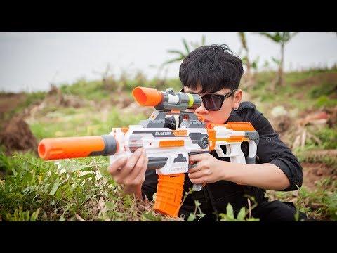 Xxx Mp4 LTT Nerf War SEAL Team Battle Crime 11 3gp Sex