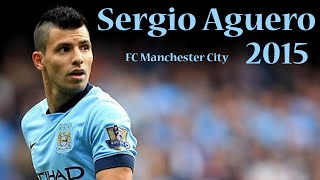 Sergio Aguero - the strength of spirit to | Manchester City 2015