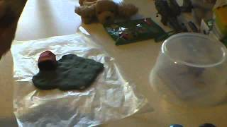 part one on how to make a clay city
