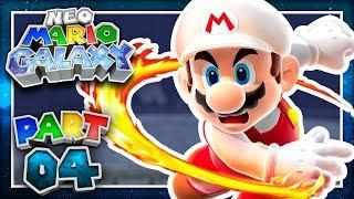 Neo Mario Galaxy - Part 4: Cosmic Ghosts & Clones!