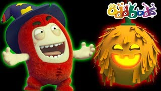 Oddbods | HALLOWEEN TRICKS | New Episodes | Halloween Funny Cartoons For Kids | The Oddbods Show