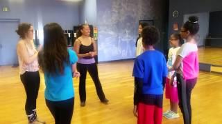 Theatre Games: zip, zap, zop