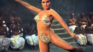 Debra Paget in Fritz Lang's epic The Indian Tomb 1959) English Dub