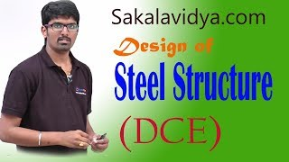 Diploma| CIVIL ENGINEERING| Design of Steel Structures| part - 1