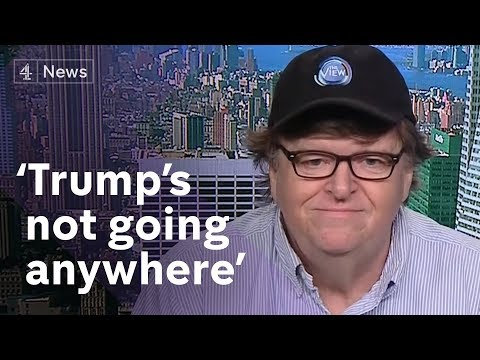 Xxx Mp4 Michael Moore On Trump Brexit And Venezuela Extended Interview 3gp Sex