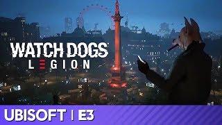 Watch Dogs Legion: Full World Premiere   Ubisoft E3 2019