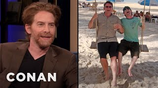 Seth Green Went To Thailand With A Longtime CONAN Producer - CONAN on TBS
