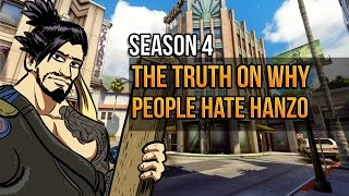 The TRUTH About Why People Hate Hanzo