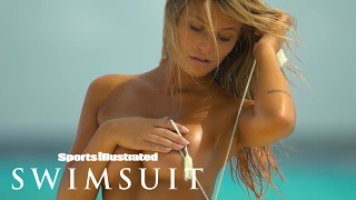 Samantha Hoopes Strips Down For You & Gets Wet In Curaçao | Intimates | Sports Illustrated Swimsuit