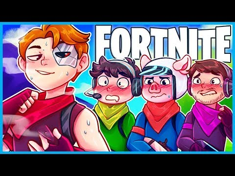 Things get AWKWARD in Fortnite Battle Royale Fortnite Funny Moments & Fails