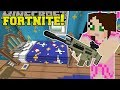 Minecraft: TOY STORY BEDROOM - FORTNITE BATTLE ROYALE - Modded Mini-Game