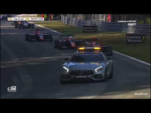 Xxx Mp4 GP3 Series Monza 2017 Race1 Pulcini Lorandi Crashes 3gp Sex