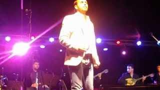 Thanos Petrelis - To Aima Mou ( Live at Paralimni - Cyprus 2013)