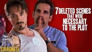 7 Deleted Scenes That Were Necessary To The Plot