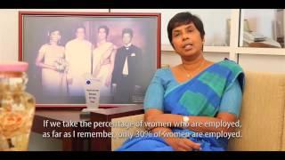 Sri Lankan Women's voice with FPA