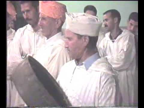 Ahidouss de Ben Yazgha cheikh el Bakkari