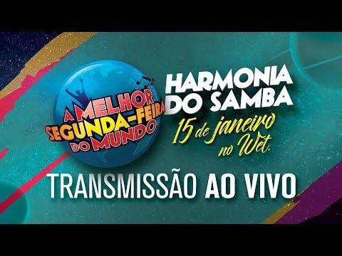 AMSM 18 - Harmonia do Samba   Transmissão Ao Vivo   15/01/2018   part. 02