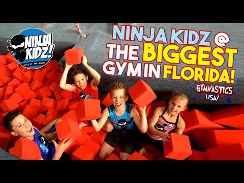 Become a Ninja Kid with Ninja Kidz TV