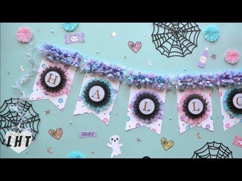 Xxx Mp4 DIY Banner Little Hot Tamale Ruffled Crepe Paper Tutorial Pastel Halloween 3gp Sex