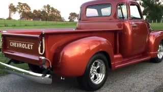 1948 Chevrolet pickup 5-window Street Rod for sale Southern Hot Rods 706-831-1899