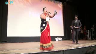 Rajesh Hamal & Manju Paudel on Stage