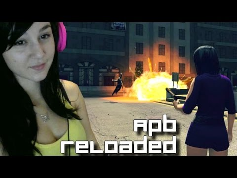 CarolzinhaSG - APB Reloaded Gameplay!