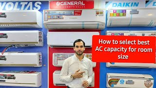 Best Ac model buying guide in low price 2019
