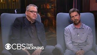 "Christian Bale and Adam McKay talk ""Vice,"" Dick Cheney"