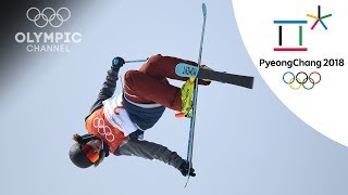 The Last Run is all David Wise needed to defend Freestyle Skiing Halfpipe gold | PyeongChang 2018