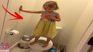"""التقطت صورة مراقبة لطفلتها ال3 عاماََ في الحمام """"وما أكتشفته كان صادم ولا يصدق"""""""
