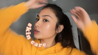 Teenage Skin Care Routine 2017 | Ella Gatchalian