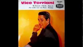 Vico Torriani - J'ai rendez-vous avec Paris